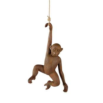 OTIS Resin Outdoor Hang-Up Monkey (Height 75cm)