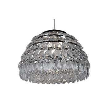 Oxna Pendant Light Shade (H18 x W25 x D25cm)