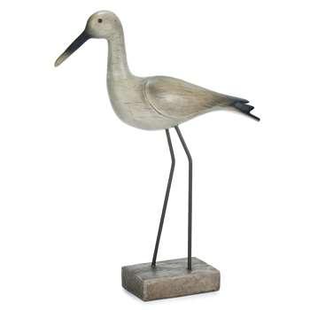 Painted Bird Ornament (22 x 30cm)