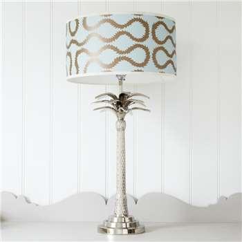 Palm Tree Lamp (H64 x W16 x D16cm)