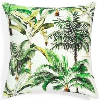 PALMIERS cotton cushion cover (40 x 40cm)