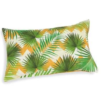 PALMTREE printed cotton cushion cover (30 x 50cm)