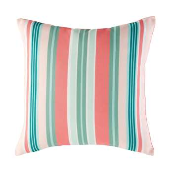 PALOMA  Outdoor Cushion with Striped Motifs (45 x 45cm)