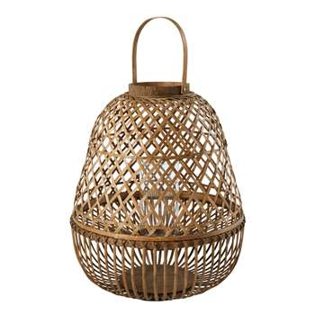 PANAMA Bamboo Lantern H64 (H64 x W53.5 x D53.5cm)