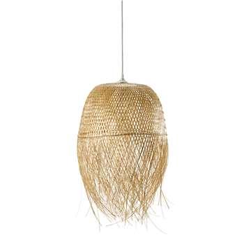 PANAMA woven pendant lamp D 42cm