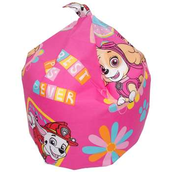 Paw Patrol Forever Pink Beanbag (H52 x W52 x D38cm)