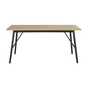 PENELOPE 6-8 Seater Dining Table (H75 x W160 x D80cm)
