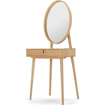Penn Dressing Table, Oak (144 x 65cm)