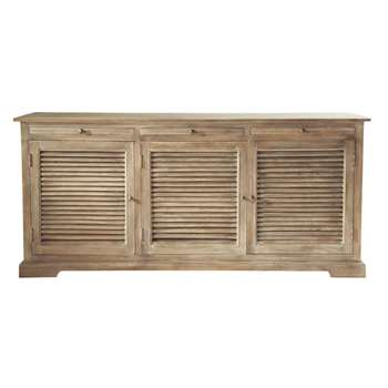 PERSIENNES Mango Wood Sideboard (H78 x W170 x D42cm)