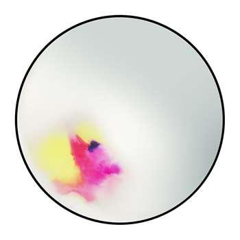 Petite Friture - Francis Mirror - Pink - Large (60 x 60cm)