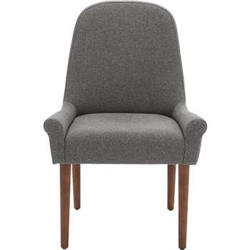 Pherson Dining Chair, Saville Grey (92 x 61cm)