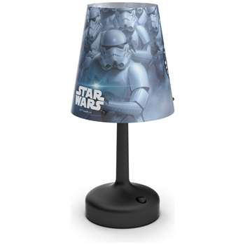 Philips Star Wars Stromtrooper Table Lamp - Black (24.9 x 12cm)
