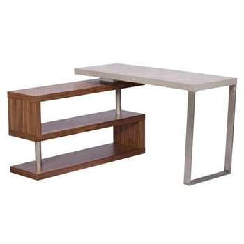 Phoenix Corner Desk (H76 x W135 x D50cm)