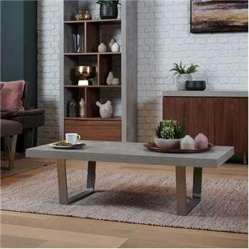Phoenix Dining Coffee Table (H38.2 x W130 x D65cm)