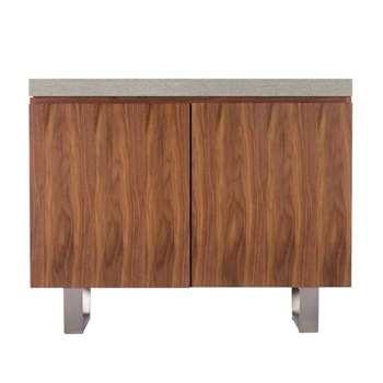 Phoenix Dining Narrow Sideboard (H80 x W100 x D42cm)