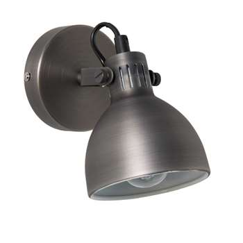 PICCOLINA metal wall lamp (13 x 10cm)