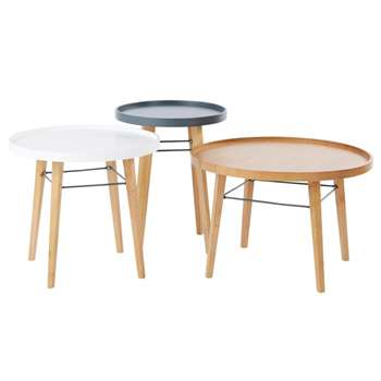 PILEA 3 Coffee Tables (40 x 60cm)