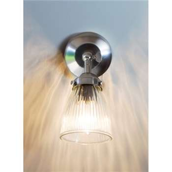 Pimlico Wall Lamp  in Glass (22 x 10.5cm)