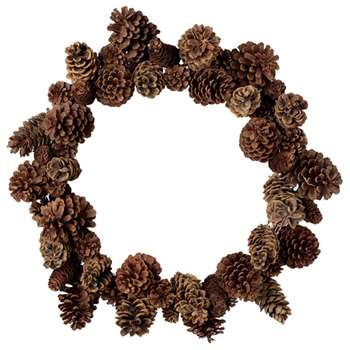 Pine Cone Wreath (Diameter 61cm)