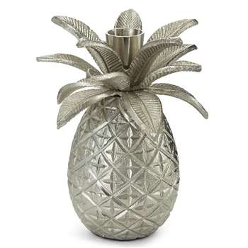 Pineapple Candle Stick Holder (H15 x W13 x D11.5cm)