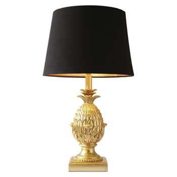 Pineapple Table Lamp (51 x 30cm)