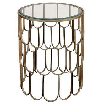 Pino side table (54 x 45cm)