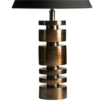 Piston Lamp Base (46 x 13cm)