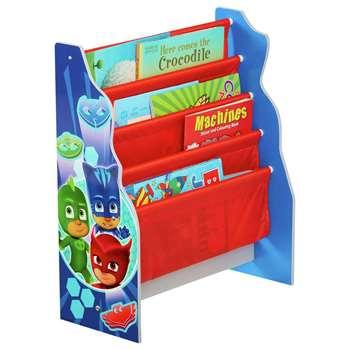 PJ Masks Sling Bookcase - Blue (H60 x W51 x D23cm)