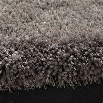 POLAIRE long pile rug in grey (160 x 230cm)