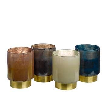 Pols Potten - Belt Candle Holders - Set of 4 - Medium