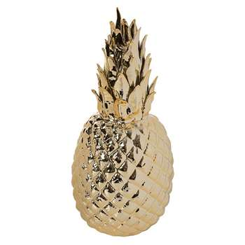 Pols Potten - Pineapple - Gold (32 x 14cm)