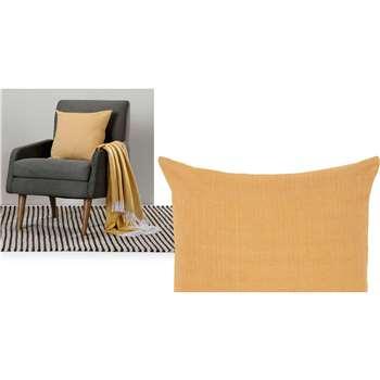 Porter Cushion, Ochre (45 x 45cm)