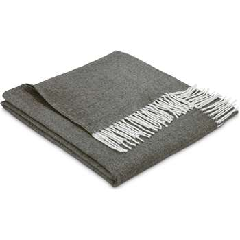 Porter Throw, Grey (130 x 170cm)