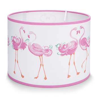 Pretty Flamingo Pendant Light Shade (Height 25cm)