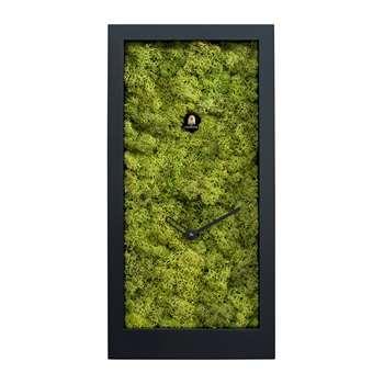 Progetti - Amazon Wall Clock - Black (H40 x W20 x D12cm)