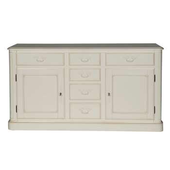 Provencale Ivory Large Sideboard 85 x 160cm