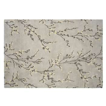 Pussy Willow Dove Grey Rug