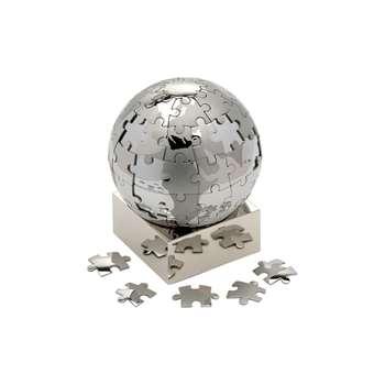 Puzzle Desk Top Globe (Width 7.5cm)