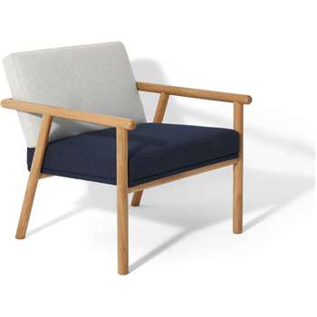 QUIET Accent Armchair, Talent lab (H76 x W68 x D76cm)