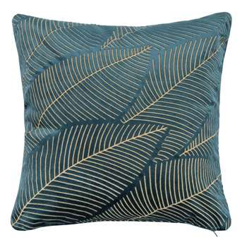 QUIQUINA Foliage Print Cushion Cover (H40 x W40cm)