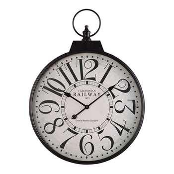 Railway Wall Clock (Diameter 64cm)