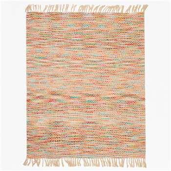 Rainbow Weave Throw (H130 x W170cm)
