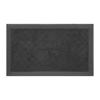 Ralph Lauren Home - Avenue Bath Mat - Graphite (H50 x W80cm)