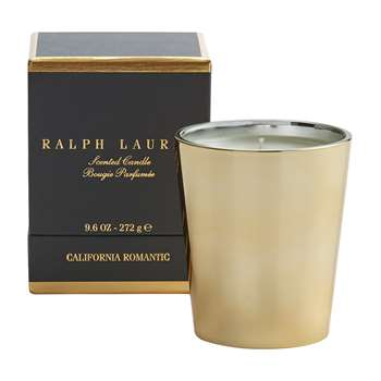 Ralph Lauren Home - California Romantic Single Wick Candle - 272g (H10.2 x W7.4 x D7.4cm)