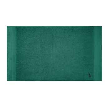 Ralph Lauren Home - Player Bath Mat - Evergreen (H55 x W90cm)
