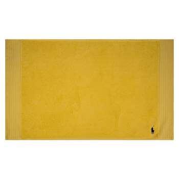 Ralph Lauren Home - Player Bath Mat - Yellow (H55 x W90cm)