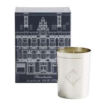 Ralph Lauren Home - Rhinelander Flagship Candle (H10.2 x W7.4 x D7.4cm)