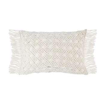 Ralph Lauren Home - Saint Jean Cushion Cover - Mardelle White (H38 x W50cm)