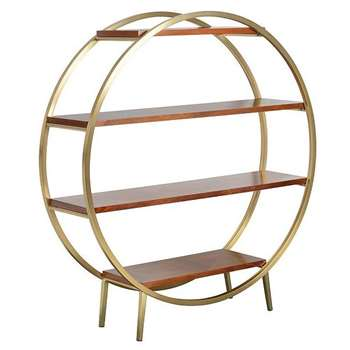 Ravello Shelf Unit (H140 x W130 x D37cm)