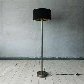 Raw Nickel Floor Lamp (Height 140cm)